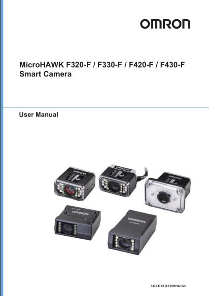 MicroHAWK F320-F / F330-F / F420-F / F430-F Smart Camera