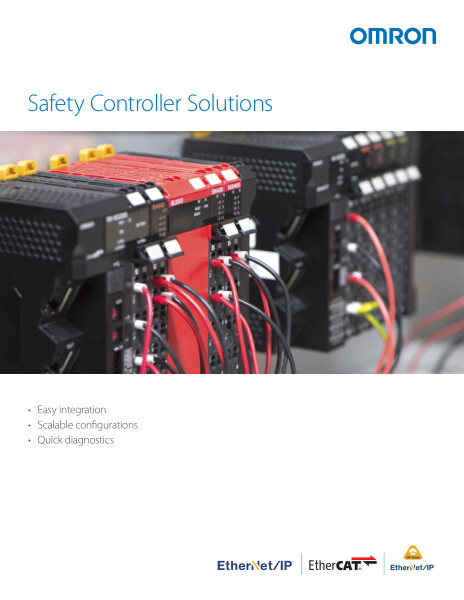 Our safety controller portfolio offers a powerful and robust path to help to develop a safety system that meets all your functional requirements and is able to reach the highest level of functional safety, PLe, according to EN/ISO 13849-1 and SIL3 according to IEC 61508.