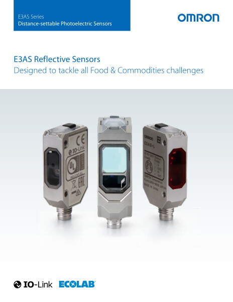 Distance-settable Photoelectric Sensors