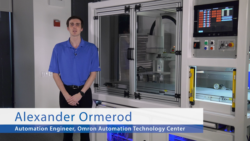 Part feeding can be costly and time consuming, especially when you need to change parts often, but not with the AnyFeeder flexible feeding system from Omron. AnyFeeder is designed with flexibility for rapid changeovers. With automatic vision, conveyor and robot calibration, this demo will show you how to achieve faster setup and reduced complexity. With integrated vision enhancing it's capabilities, you can eliminate mechanical barriers and increase speed and accuracy.