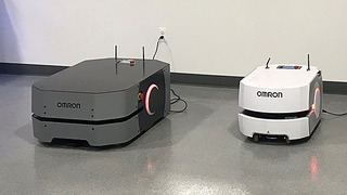 The Detroit Proof of Concept Center houses several of our innovative mobile robots that self-navigate throughout dynamic environments. Check out our LD 250 in action.