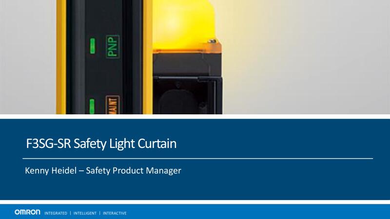 A new standard in machine safety