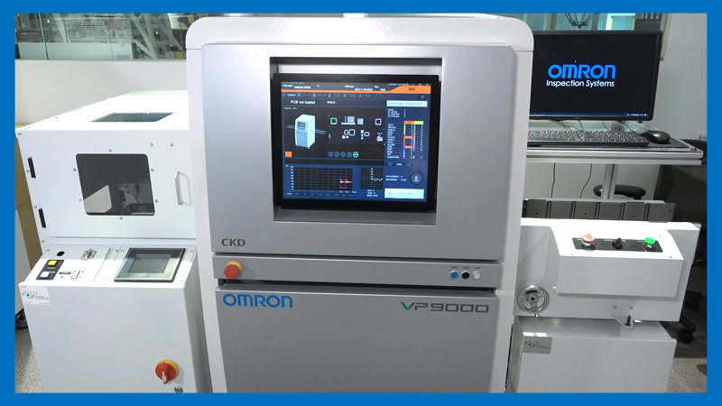 Watch a detailed overview of the VP9000 3D SPI platform, including an on-site visit to Dynalab EMS in Columbus, Ohio.
