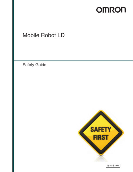 LD Series Mobile Robot