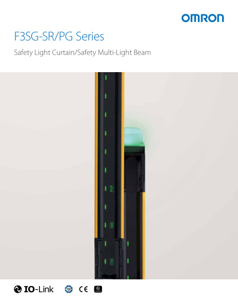 The most advanced and versatile safety light curtain
