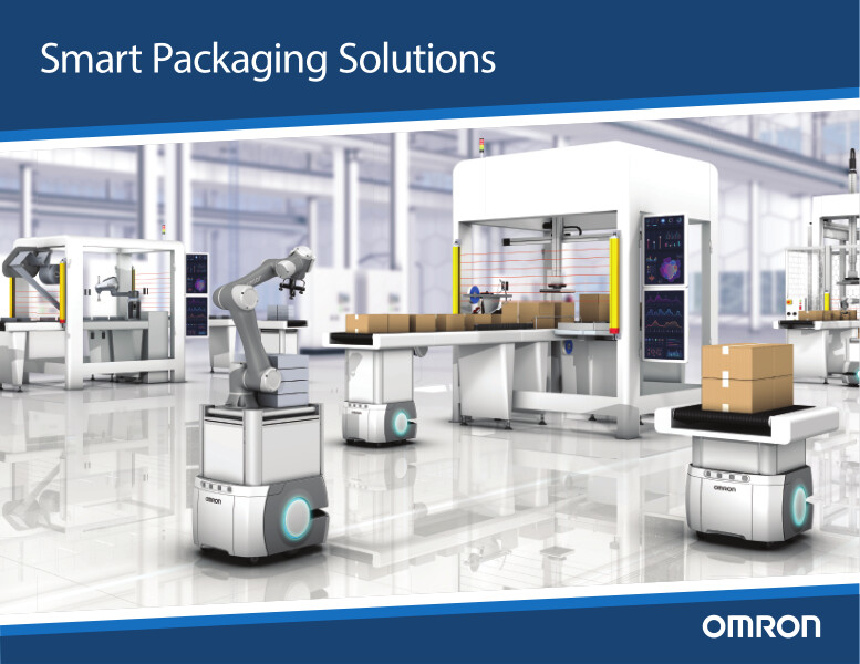 See Omron's flexible and innovative solutions that allow us to be your trusted partner for bridging your current operations with your vision of the future.