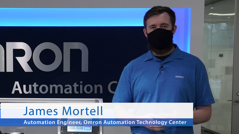 The liability implications of mislabeling products and recalls are substantial, plus regulatory agencies and standards organizations have introduced requirements such as the FDA's UDI (unique device ID) mandate. This demo will illustrate how you can optimize productivity and quality by tying product to process data. Omron cameras and barcode readers showcase their ability to read 1D and 2D barcodes and identify other vision-oriented inspections such as defects and distances.