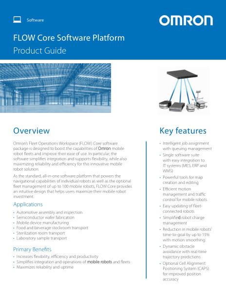 FLOW Core Software Platform