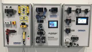 Omron's comprehensive lineup of machine safety components provide everything you need to protect your team and factory from operational hazards. Sysmac offers full integration for every part of your automation system, from controller to software.